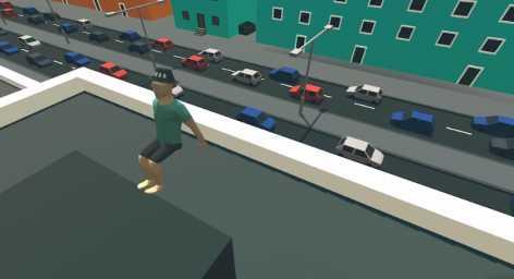 Flip Trickster - Parkour Simulator взлом (Мод много денег)