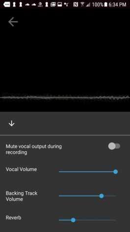 Voloco: Auto Tune + Harmony взлом (Мод premium)