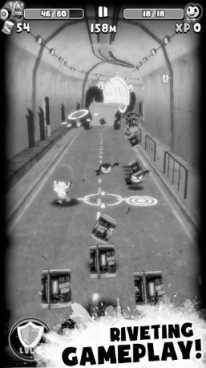 Взлом Bendy in Nightmare Run (Мод много денег)