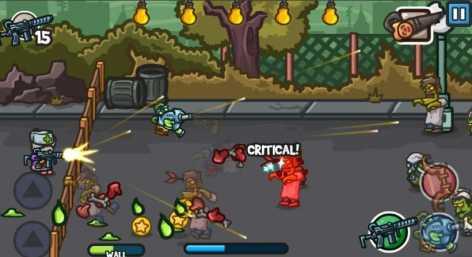 Zombie Guard взлом (Mod: много денег)