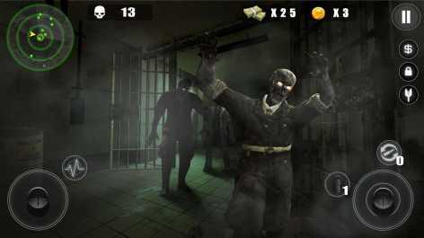 Зомби Хитман взлом (Мод много денег)