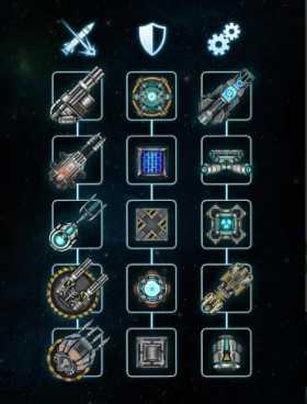 Space Arena: Build & Fight взлом (Mod: много денег)