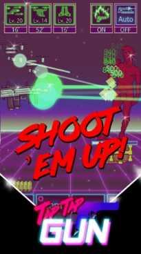 Tap Tap Gun взлом (Mod: много денег)