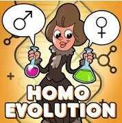 Homo Evolution: Происхождение человека взломанный (Mod: много денег)