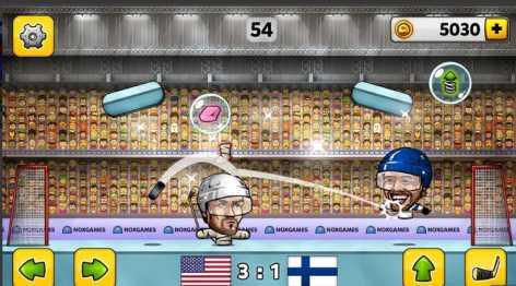 Кубок хоккея с шайбой: голова пруда взлом (Мод много денег)