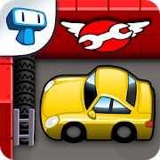 Tiny Auto Shop - автомагазина взломанный (Мод много денег)