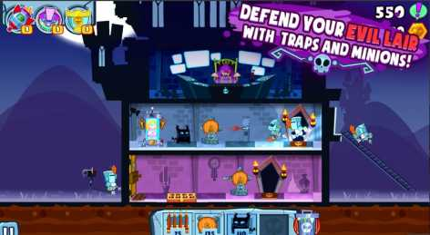 Взломанный Castle Doombad Free-to-Slay (Чит много денег)