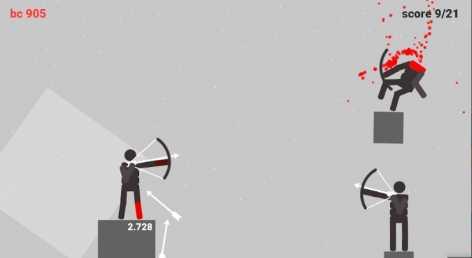 Stickman Archers взлом (Мод много денег)