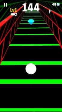 Slope Run взломанный (Mod: много денег и шаров)