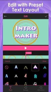 Intro Maker для Youtube взлом (Мод все открыто)
