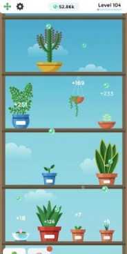 Terrarium: Garden Idle взломанный (Mod: много денег)