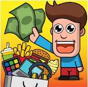 Idle Shopping Mall Tycoon взлом (Mod: много денег)