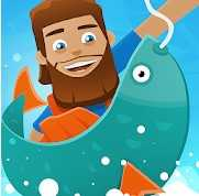 Hooked Inc: Fisher Tycoon взлом (Мод много алмазов)