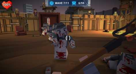 The Walking Zombie: Dead City взломанный (Мод много денег)