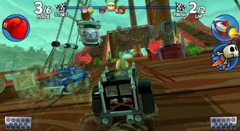 Beach Buggy Racing 2 взлом (Mod: много денег)