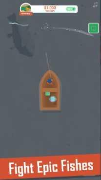 Hooked Inc: Fisher Tycoon взлом (Мод много алмазов)