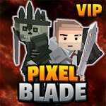 PIXEL BLADE Vip взломанный (Мод много денег)
