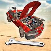 Почини Мою Машину: Безумный дорожный механик! полная версия (Мод все открыто)