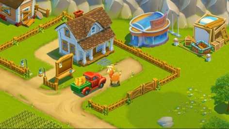 Дачники: семейная ферма взломанная (Mod на деньги)
