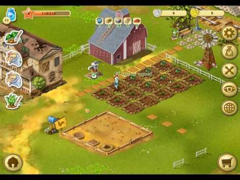 Ферма Джейн (много денег / полная версия)