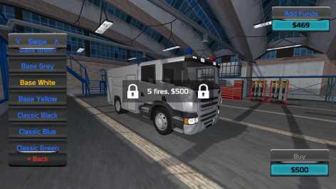 Fire Engine Simulator взломанный (Мод много денег)