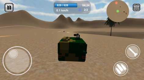 Battle Car Craft взломанный (Mod: много денег)
