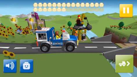 LEGO Juniors Create & Cruise взломанный (Мод много денег)