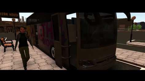 Coach Bus Simulator взломанный (Мод много денег)