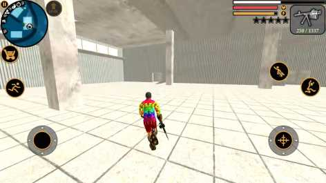 Vegas Crime Simulator 2 взлом (Mod: много денег)