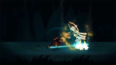 Stickman Legends: Shadow Wars взлом (Мод свободные покупки)