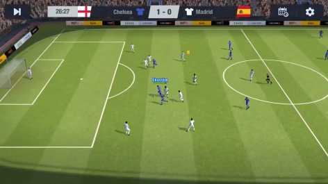 11x11: Футбольный менеджер взломанная (Mod на деньги)