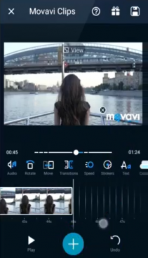 Видеоредактор Movavi Clips взлом (Мод без водяного знака)