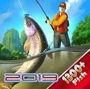 World of Fishers - Реальная Русская Рыбалка взломанная (Mod: много денег)
