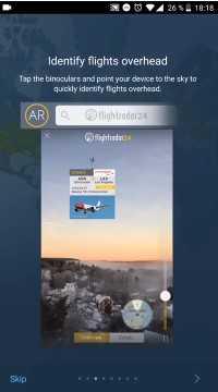 Flightradar24 Pro (полная версия / Мод разблокировано)