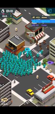 City Gangs: San Andreas взломанный (Mod: много денег)