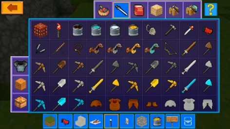 RealmCraft 3D взлом (Мод много денег)