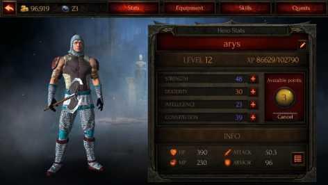 Arcane Quest Legends - Offline RPG (полная версия / Мод разблокировано)