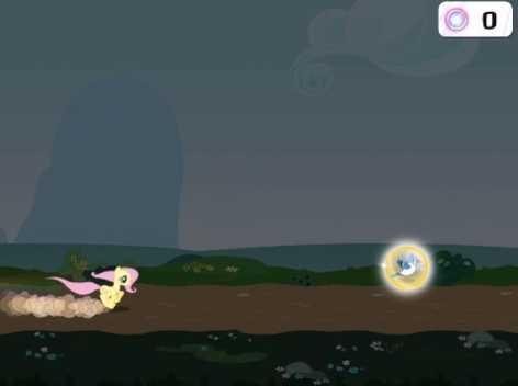 My Little Pony Радужные гонки взломанная (Мод все пони открыты)