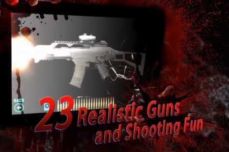 GUN ZOMBIE взломанный (Мод много денег)
