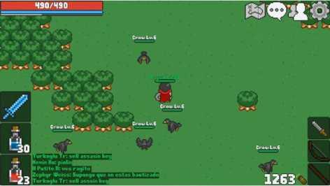 Rucoy Online - MMORPG - MMO взломанный (Мод много денег)