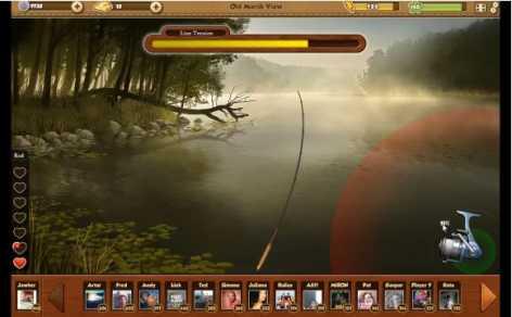 Fishing World взломанный (Mod: много денег)