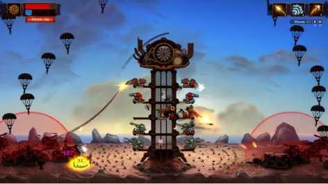 Steampunk Tower 2 взлом (Мод много денег)