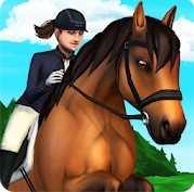 Мир лошадей – конкур взлом (Мод много денег)