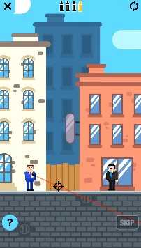 Mr Bullet - Spy Puzzles взломанный (Mod: много денег)