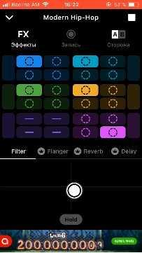 Groovepad - создавайте музыку и биты (Мод все открыто / полная версия)