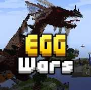Egg Wars взломанная (Mod на деньги)