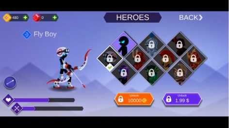 Arrow Go! взломанная (Mod на деньги)