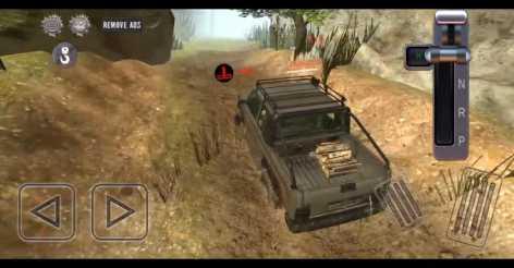 Симулятор грузовиков OffRoad 4 взломанный (Мод много денег)