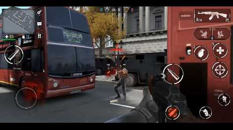 Modern Ops - Стрелялки Онлайн (FPS Шутер) взломанный (Мод много патронов и денег)