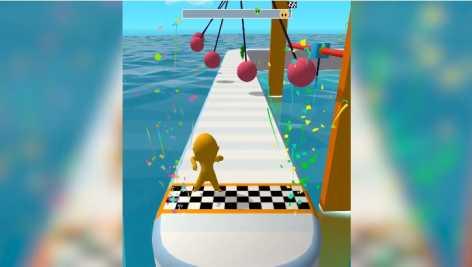 Fun Race 3D взлом (Mod: все открыто)